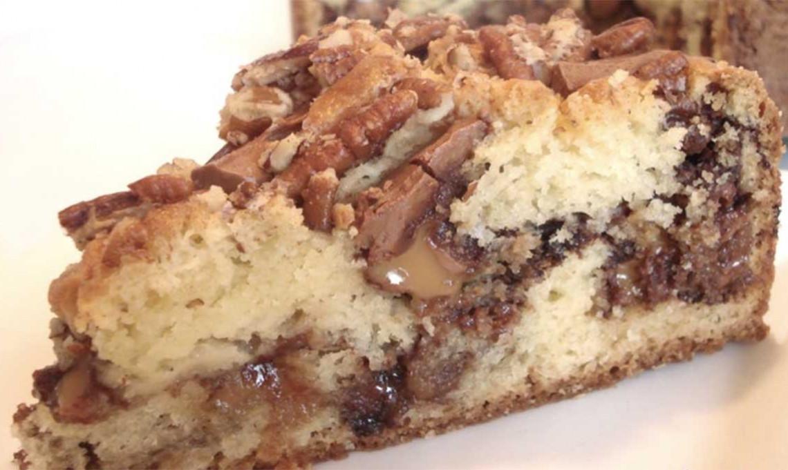 La meilleure recette du gâteau à la Caramilk (Absolument décadent!)