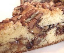 Gâteau à la Caramilk