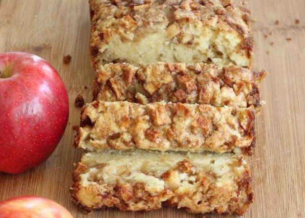 La meilleure recette facile de pain aux pommes...