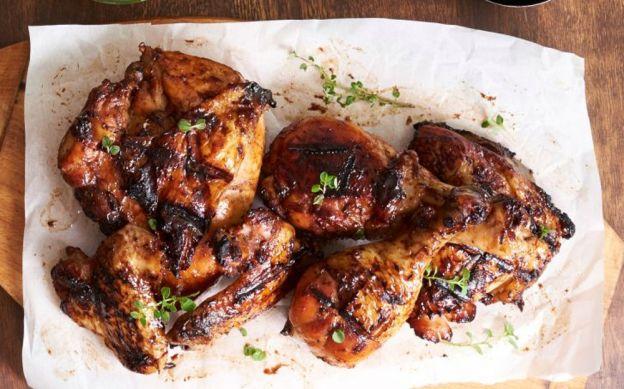 Ce poulet grillé à la péruvienne (Pollo A La Brasa) est un vrai délice...