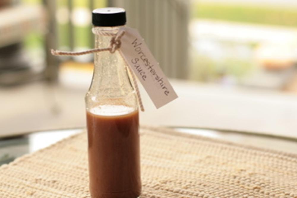 La recette facile de Sauce Worcestershire maison (Très économique!)