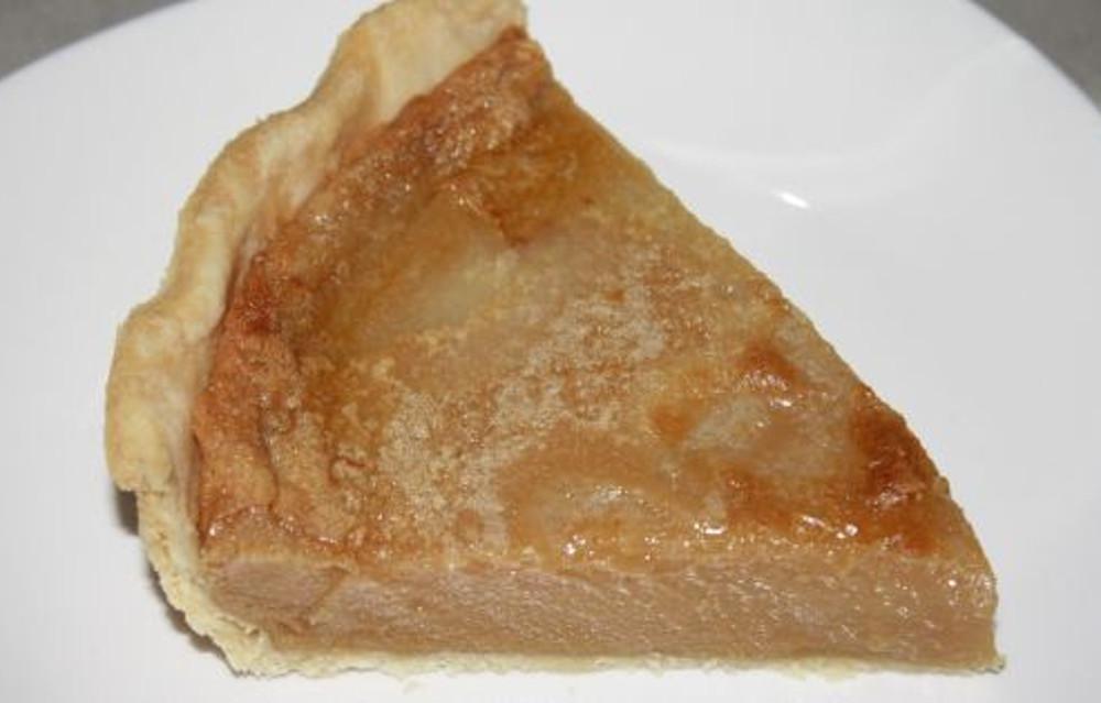 La tarte au sucre de grand-maman est la meilleure au monde...