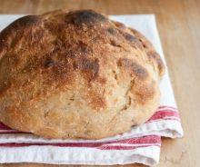 Miche de pain à la mijoteuse