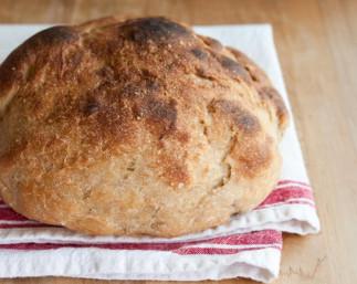 Une miche de pain à la mijoteuse : c'est facile et délicieux!