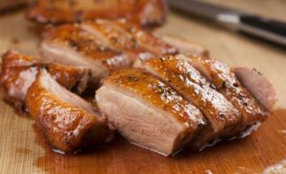 Une délicieuse recette de poitrines de canard au sirop d'érable!