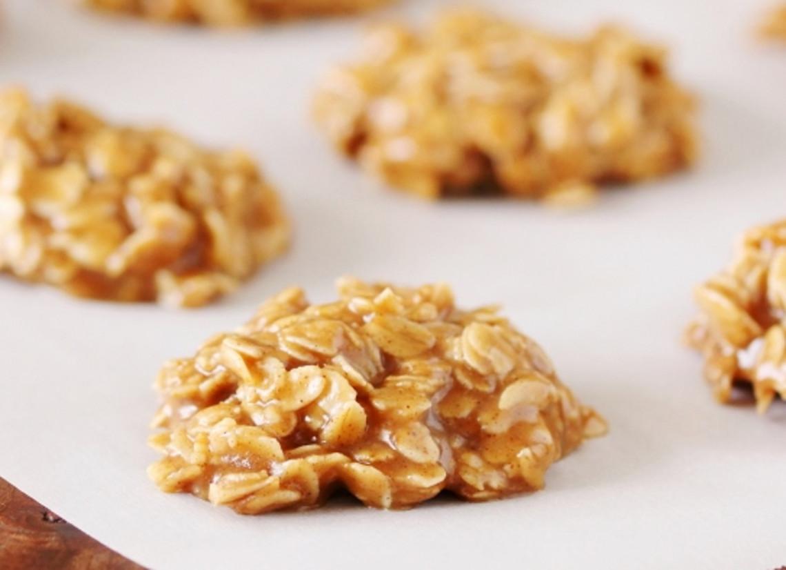 Les meilleurs biscuits à l'avoine et à l'érable! Un délice de saison...