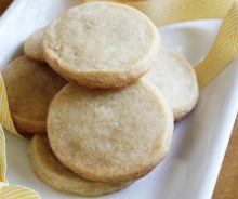 Biscuits moelleux au miel