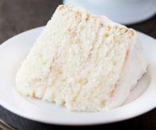 Gâteau blanc (Le meilleur)
