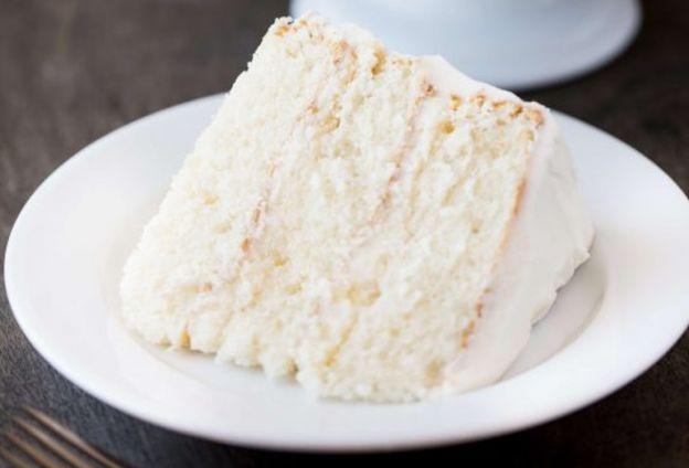 La meilleure recette de gâteau blanc au monde! Et facile à faire...