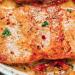 La recette de saumon avec une sauce crémeuse aux tomates séchées!