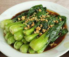 Bok Choy à la sauce aux huîtres