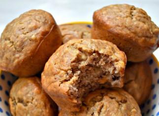 La meilleure recette de muffins aux bananes et à l'érable (Très facile à faire!)