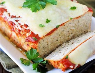 La meilleure recette de pain de viande au poulet et Parmesan! (Très facile)