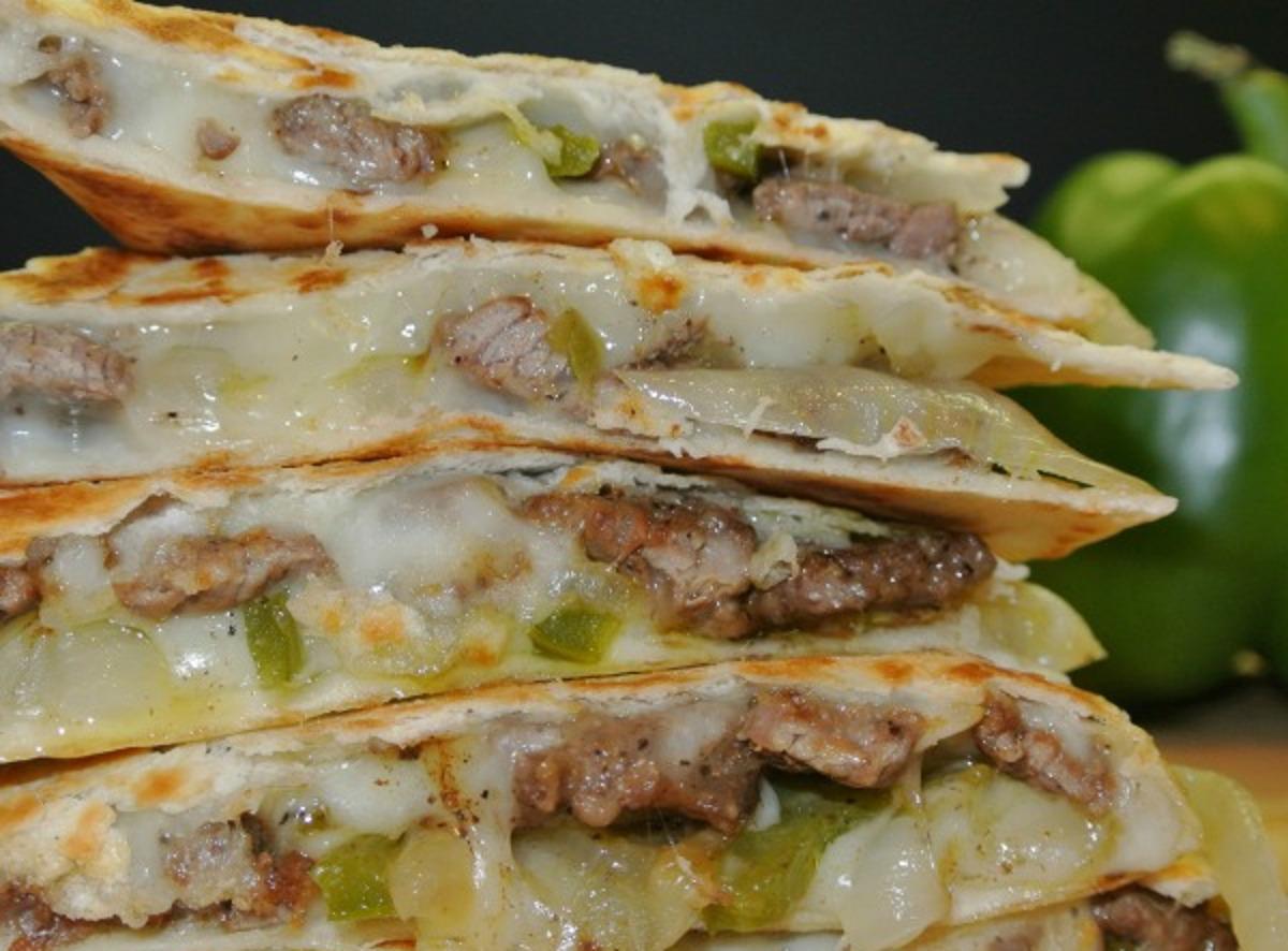 La meilleure recette de quesadillas au steak et fromage (Très facile!)