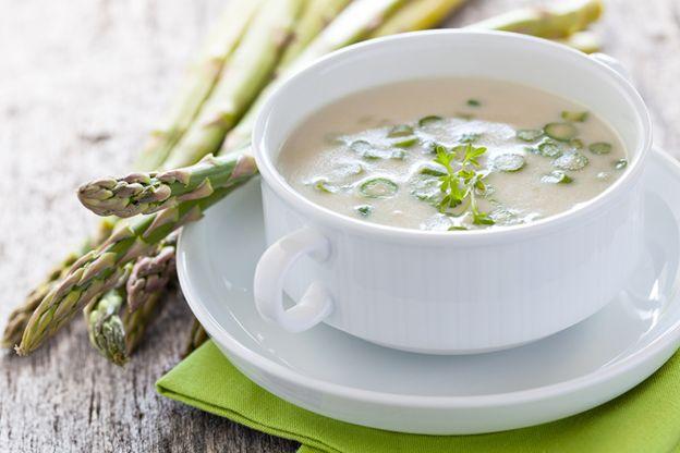 La meilleure recette de crème d'asperges (Et très facile à faire!)