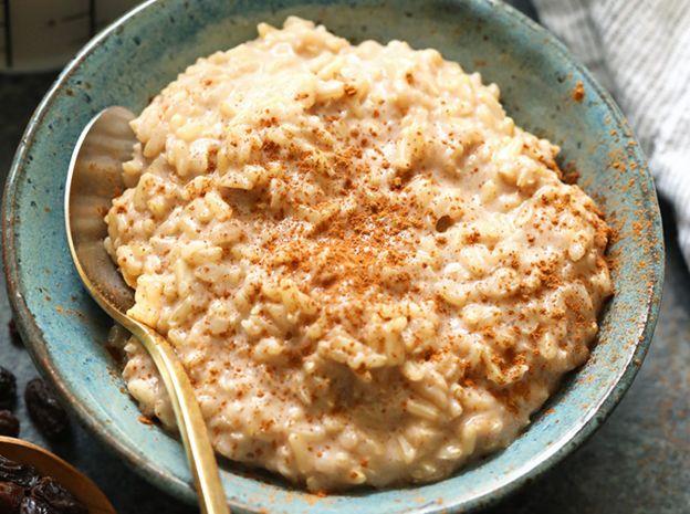 La meilleure recette de pouding au riz brun et sirop d'érable (Végan!)