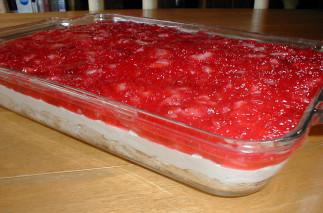 La meilleure recette de gâteau du paradis aux fraises!