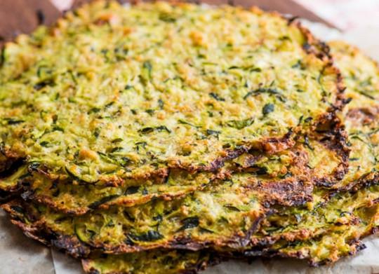 Une recette de tortillas de courgettes très facile à faire!