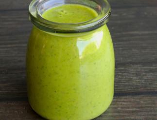 La meilleure recette de vinaigrette lime et basilic (Super facile!)
