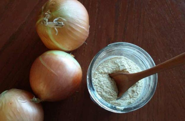 La meilleure recette de poudre d'oignon maison (Facile!)