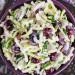 La recette facile de salade de courgettes et canneberges (Très santé)!