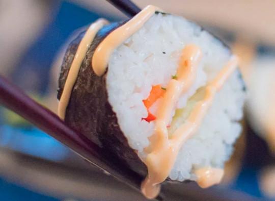 La fameuse recette de sauce piquante pour les sushis! (Super facile)