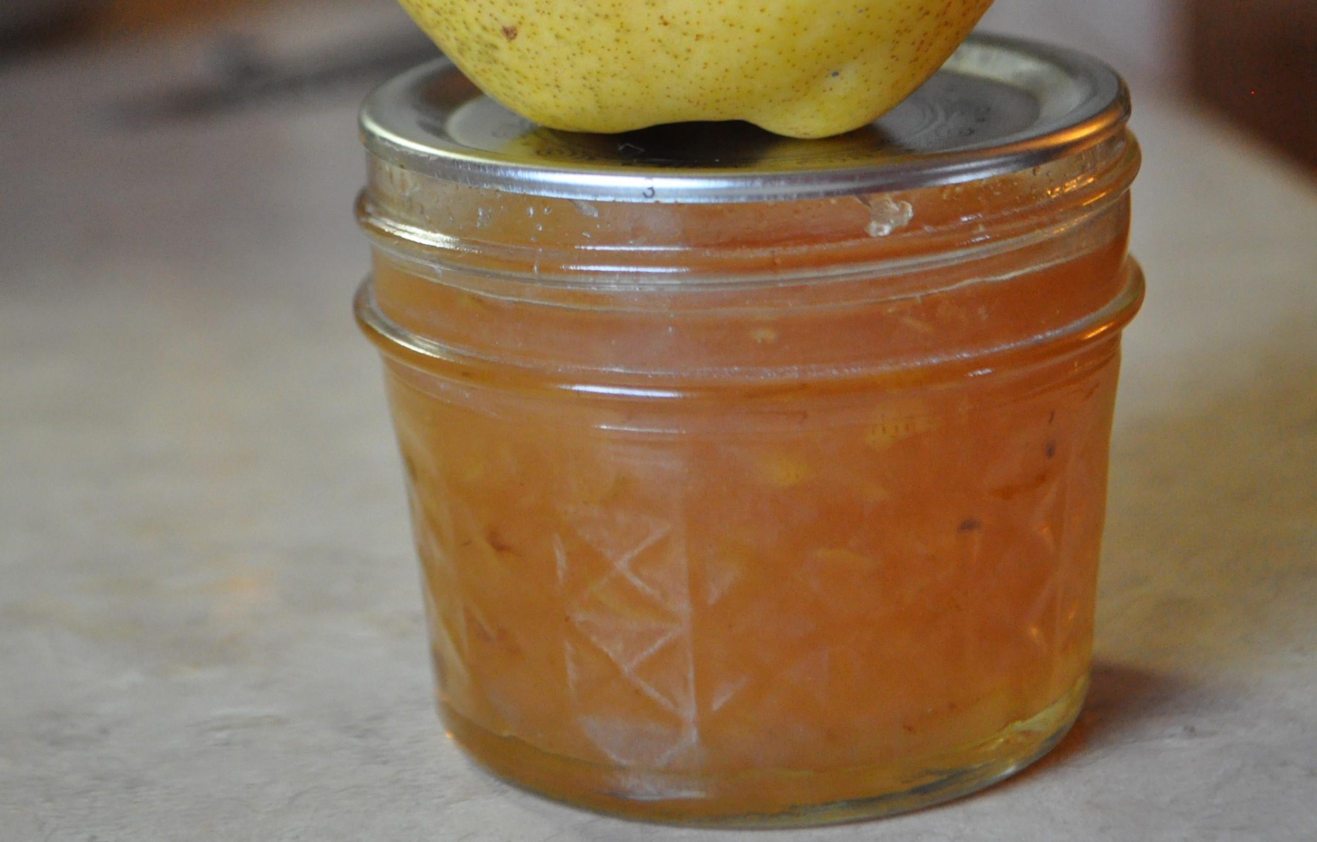 La meilleure recette de confiture de poires (Très facile à faire!)