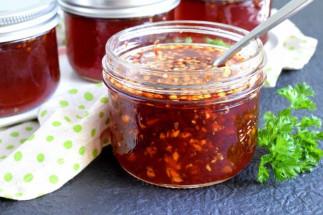 La meilleure recette de conserve de sauce chili sucrée à la thaï!