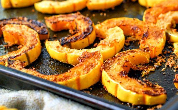 La fameuse recette de frites de courge délicata (Très facile!)