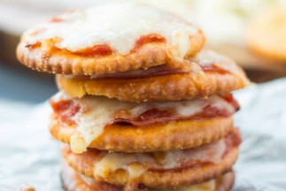 La recette facile de craquelins à la pizza (Hummm!)