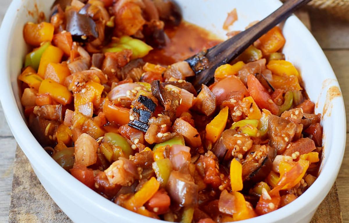 La meilleure recette de ratatouille (Très facile à faire!)