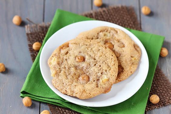 La meilleure recette de biscuits aux poires et au caramel (Très facile à faire!)