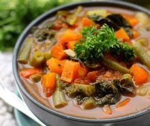 Soupe aux légumes détox