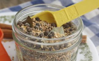 Les épices à marinade maison pour faire ses conserves ! (Très facile)