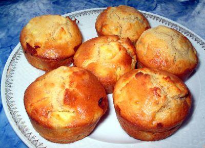 recette de muffins aux pommes toute simple et rapide faire. Black Bedroom Furniture Sets. Home Design Ideas
