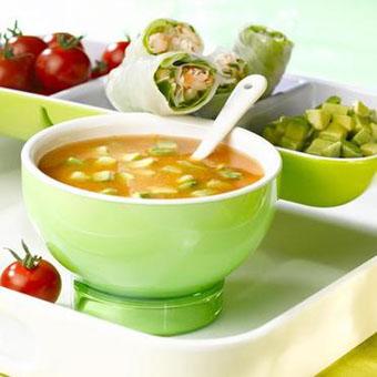 recette de soupe au c leri et au riz toute simple et. Black Bedroom Furniture Sets. Home Design Ideas