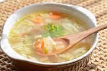 Recette facile de soupe aux choux