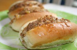 La meilleure recette de petits pains fourrés du temps des Fêtes!